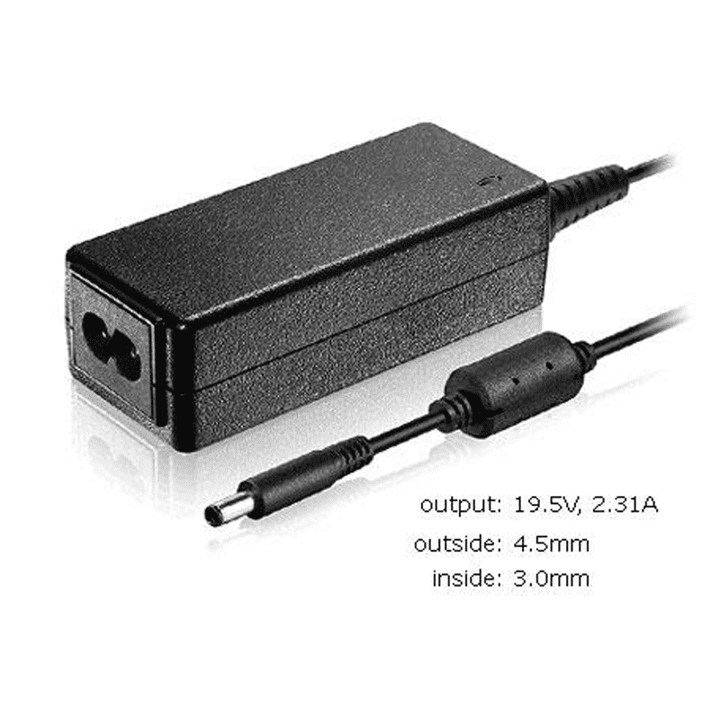 Dell 13D-138 Laptop AC Adapter include power cord