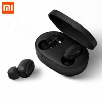 Original Xiaomi Redmi Airdots Xiaomi Wireless earphone Voice control Bluetooth 5.0 Noise reduction Tap Control