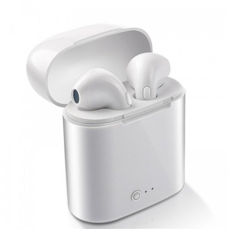 i7s TWS Wireless Earpiece Bluetooth Earphones Wit...